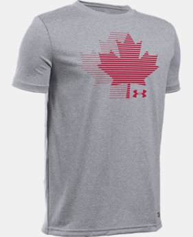 UA Canada Maple Leaf  2 Colors $22.99