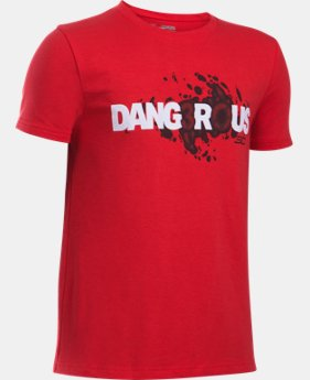 Boys' SC30 Dang3r0us T-Shirt  1 Color $18.99