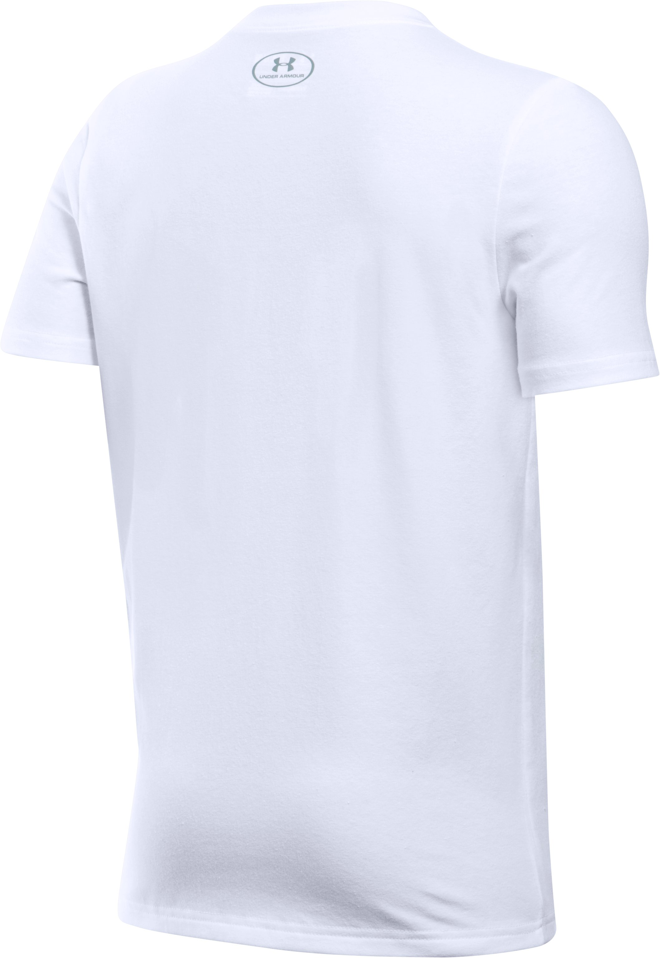 Boys' SC30 Lava 3 T-Shirt, White,