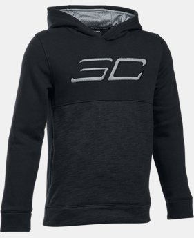 PRO PICK Boys' SC30 Fleece Logo Hoodie  1 Color $59.99