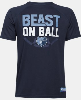 Boys' NBA Combine Authentic Beast OTB UA Tech™ T-Shirt FREE U.S. SHIPPING 1  Color Available $28