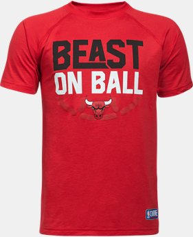 Boys' NBA Combine Authentic Beast OTB UA Tech™ T-Shirt  4 Colors $28