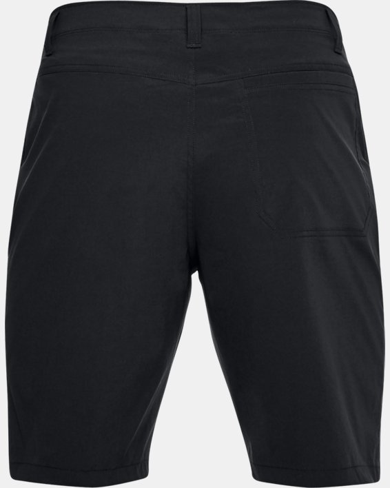 Men's UA Fish Hunter Shorts, Black, pdpMainDesktop image number 4