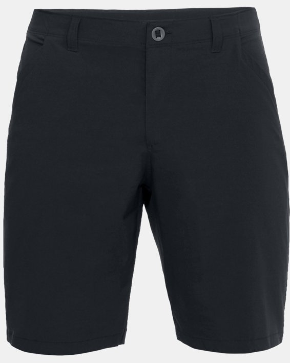 Men's UA Fish Hunter Shorts, Black, pdpMainDesktop image number 3