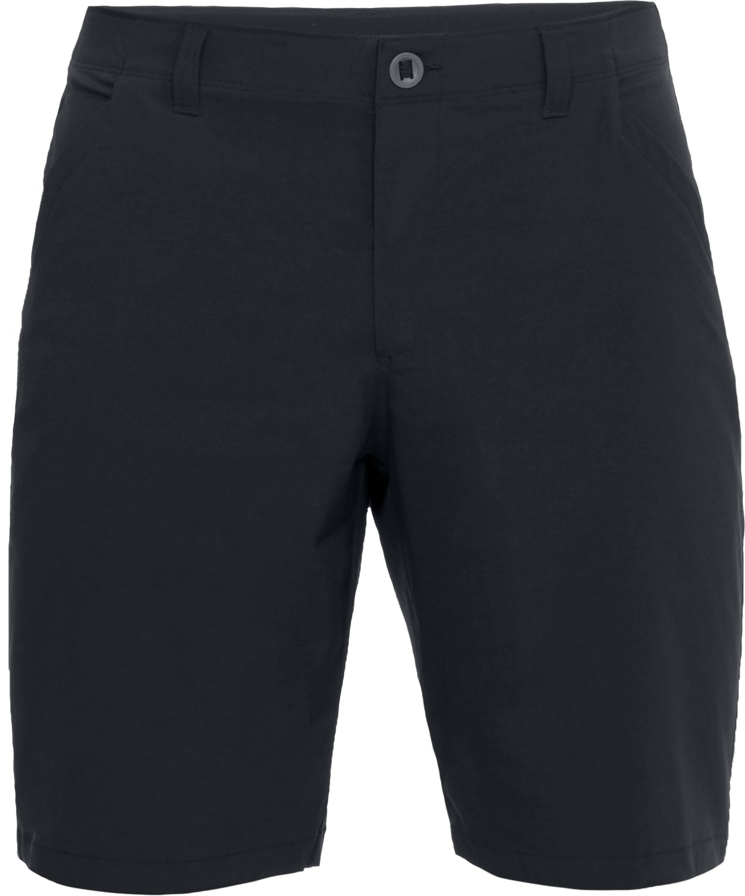 Men's UA Fish Hunter Shorts, Black , undefined