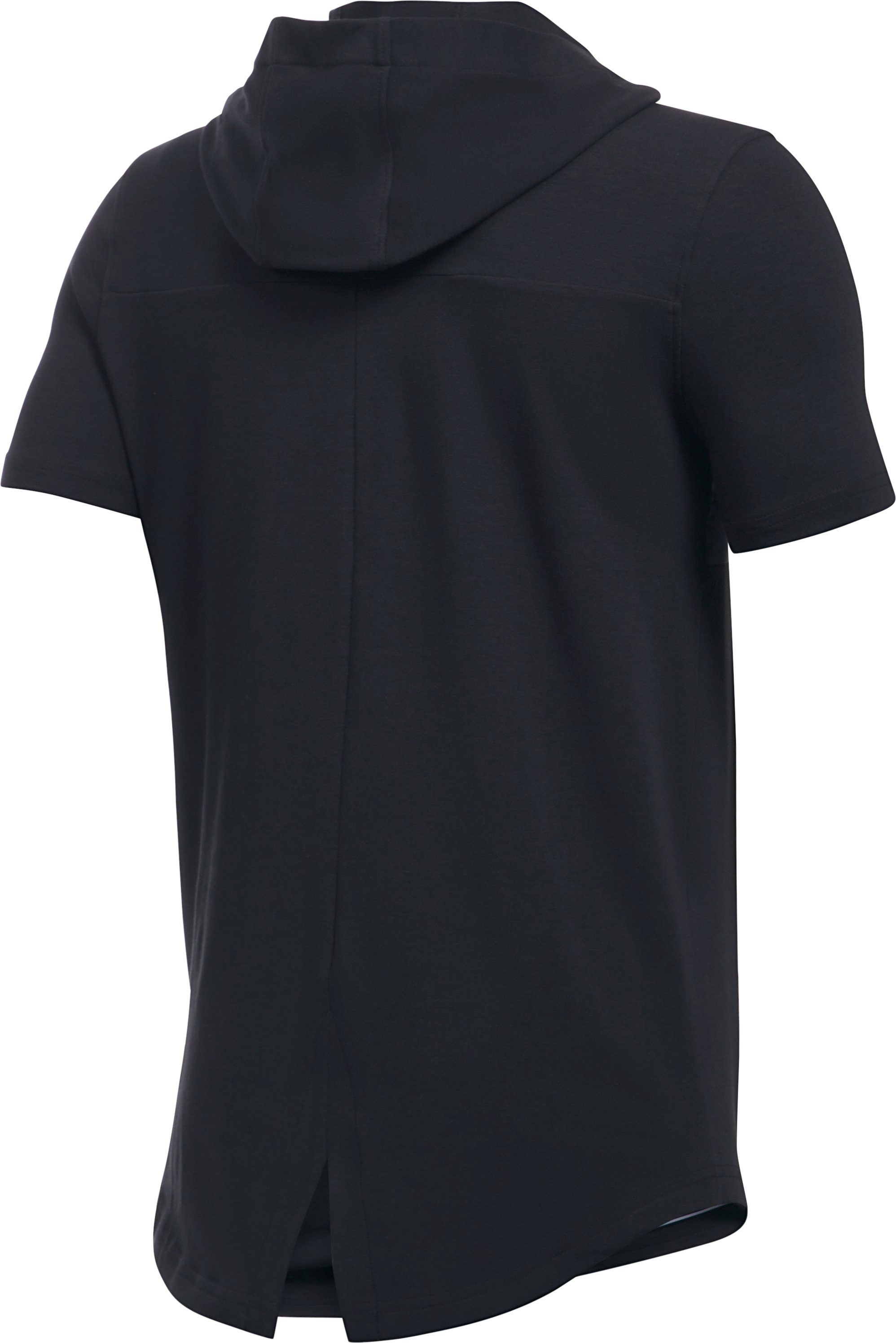 SC30 Splash SS Hooded Tee, Black , undefined