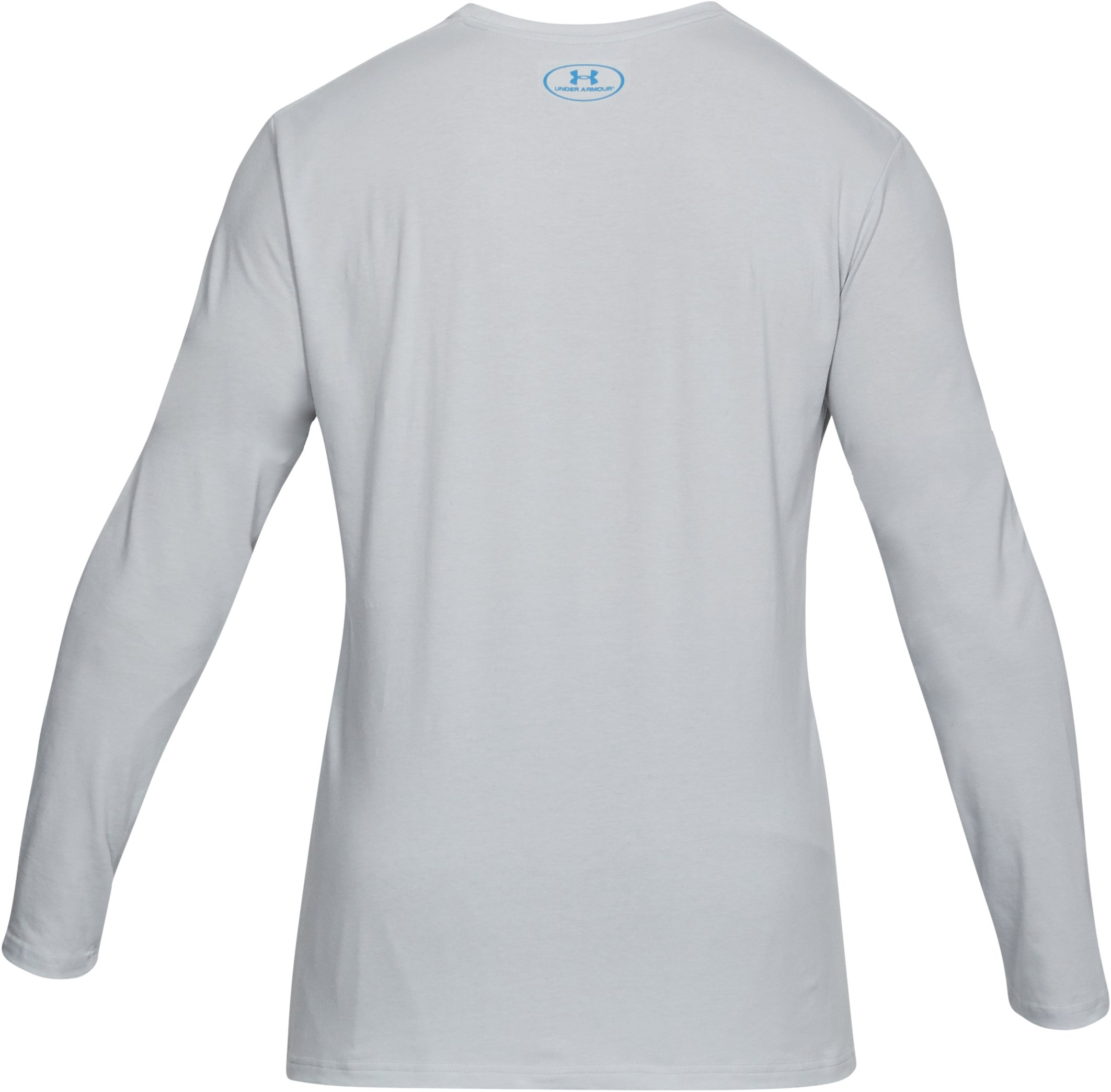 Men's UA Fish Hook Sportstyle Long Sleeve, Elemental, undefined