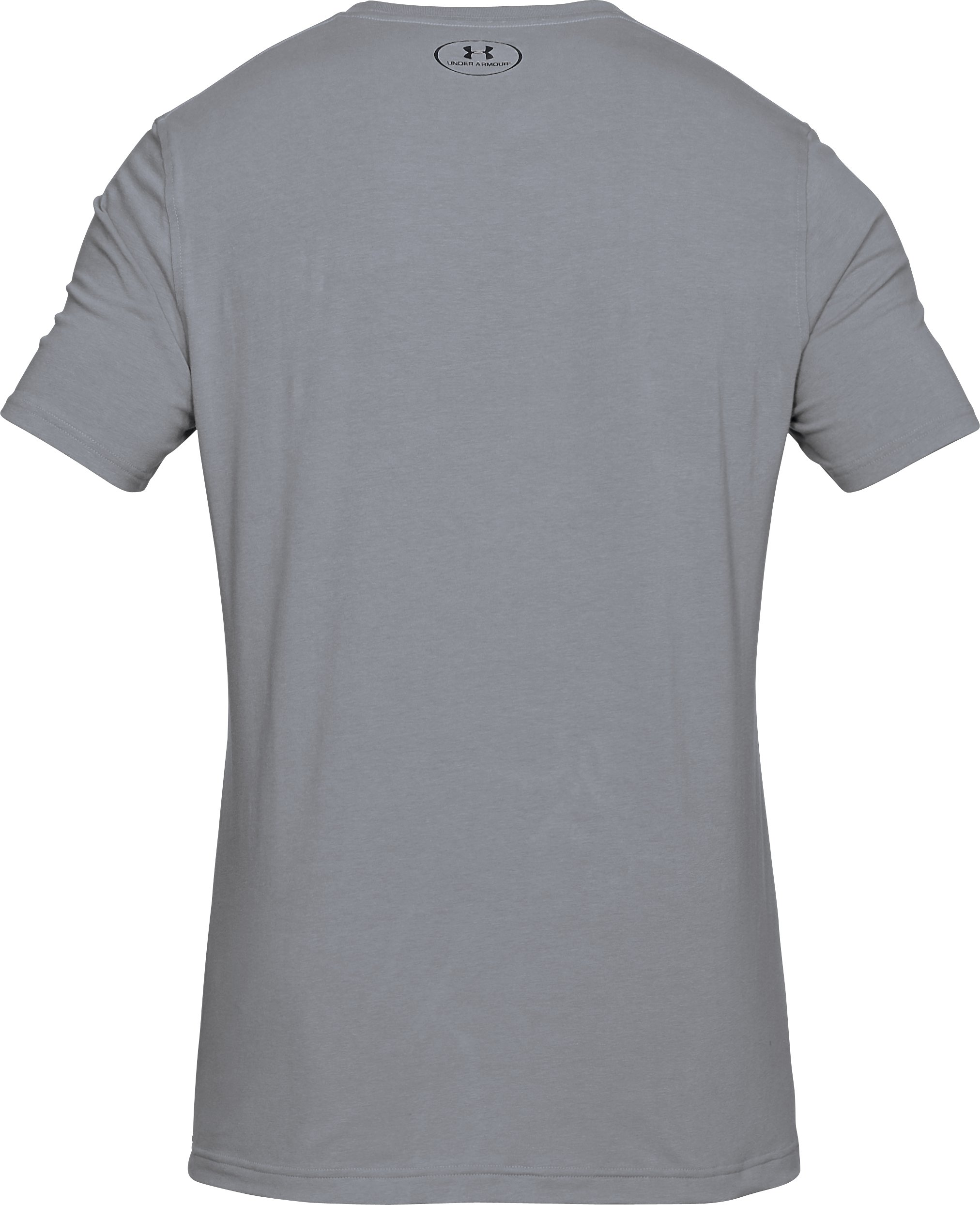 Men's UA Turkey Traxx 2.0 T-Shirt, Steel,