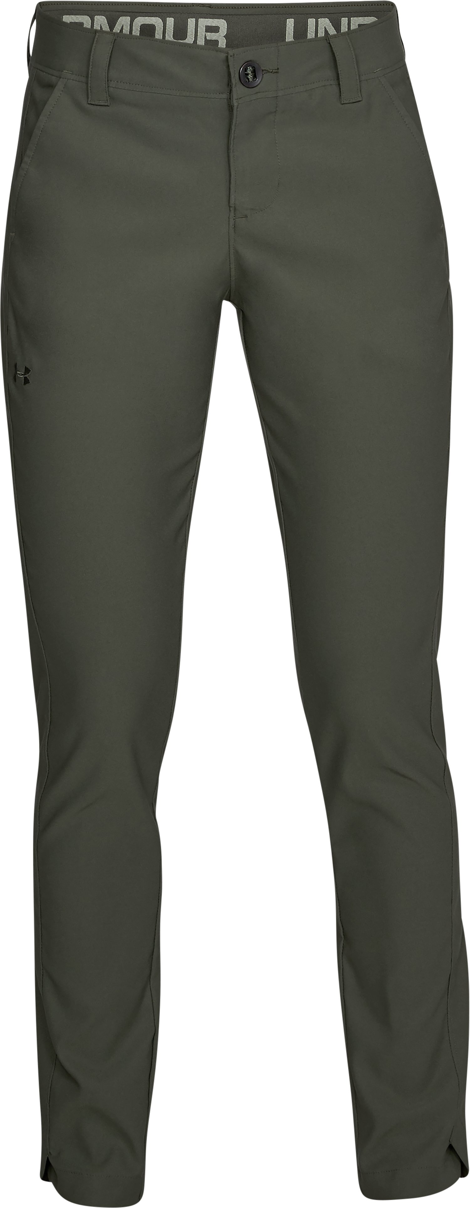 Women's UA Inlet Fishing Pants, DOWNTOWN GREEN,