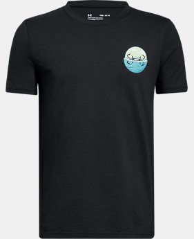 Boys' UA Lord of the River T-Shirt FREE U.S. SHIPPING  $20