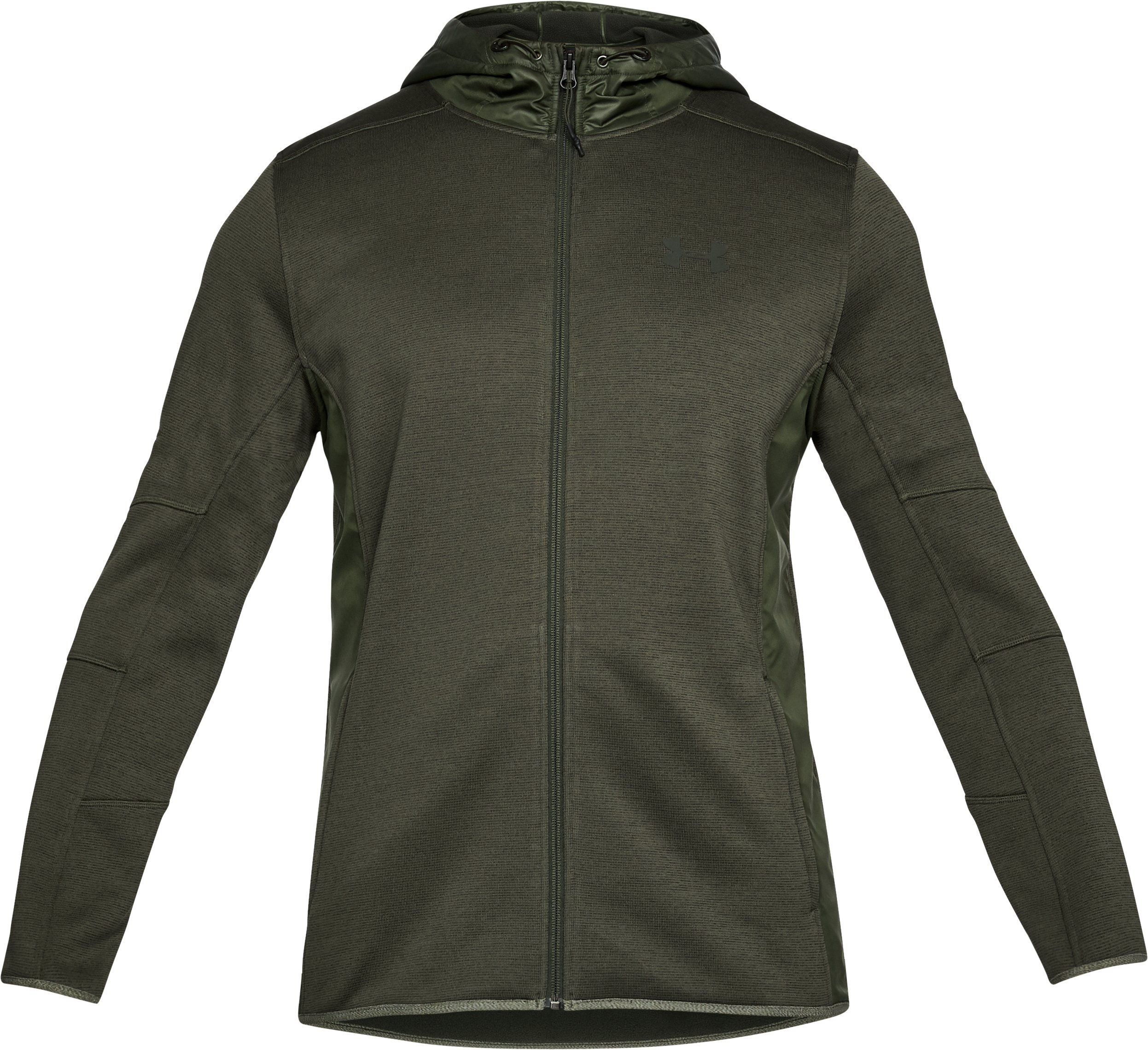 Men's UA Swacket, Rifle Green, undefined