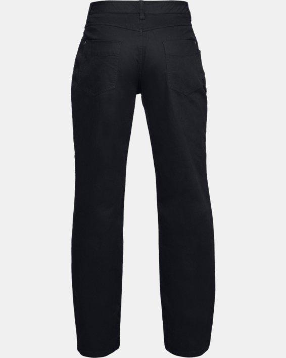 Men's UA Payload Pants, Black, pdpMainDesktop image number 4