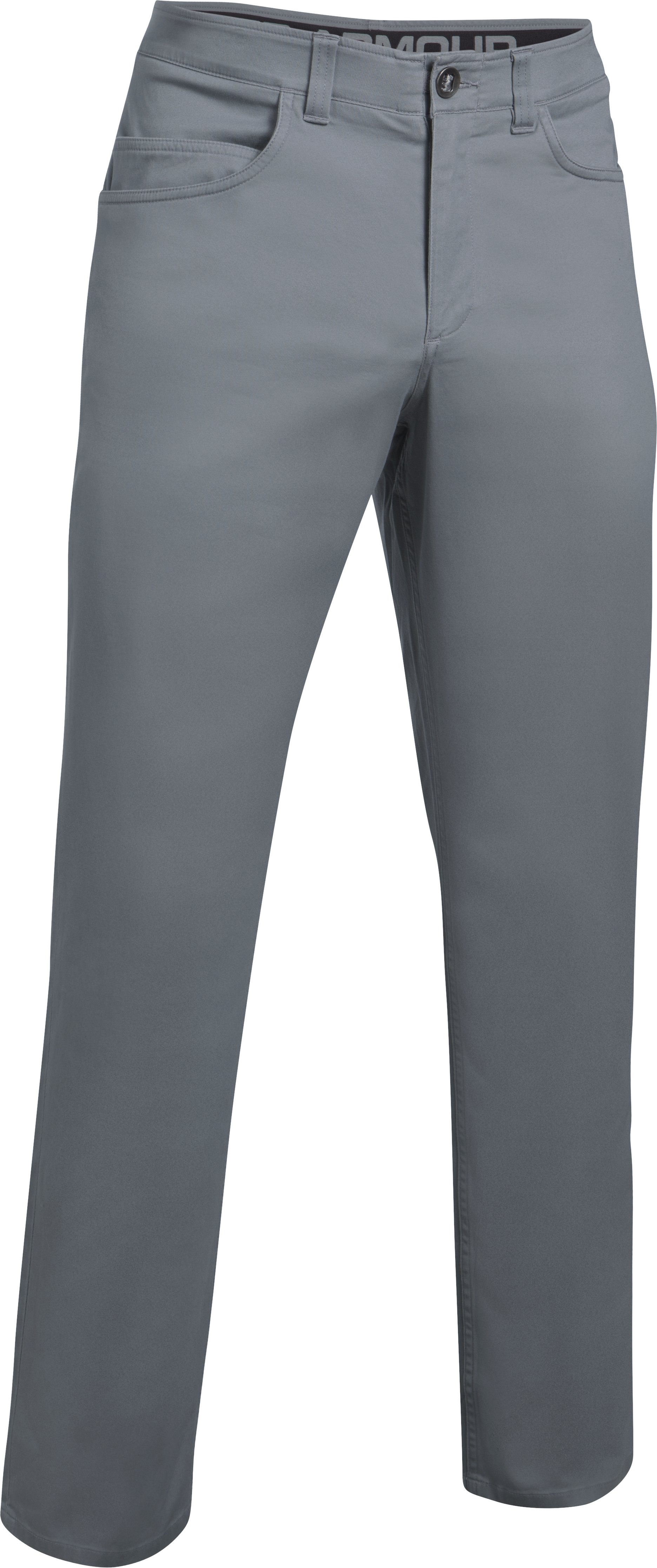 Men's UA Payload Pants, Steel,