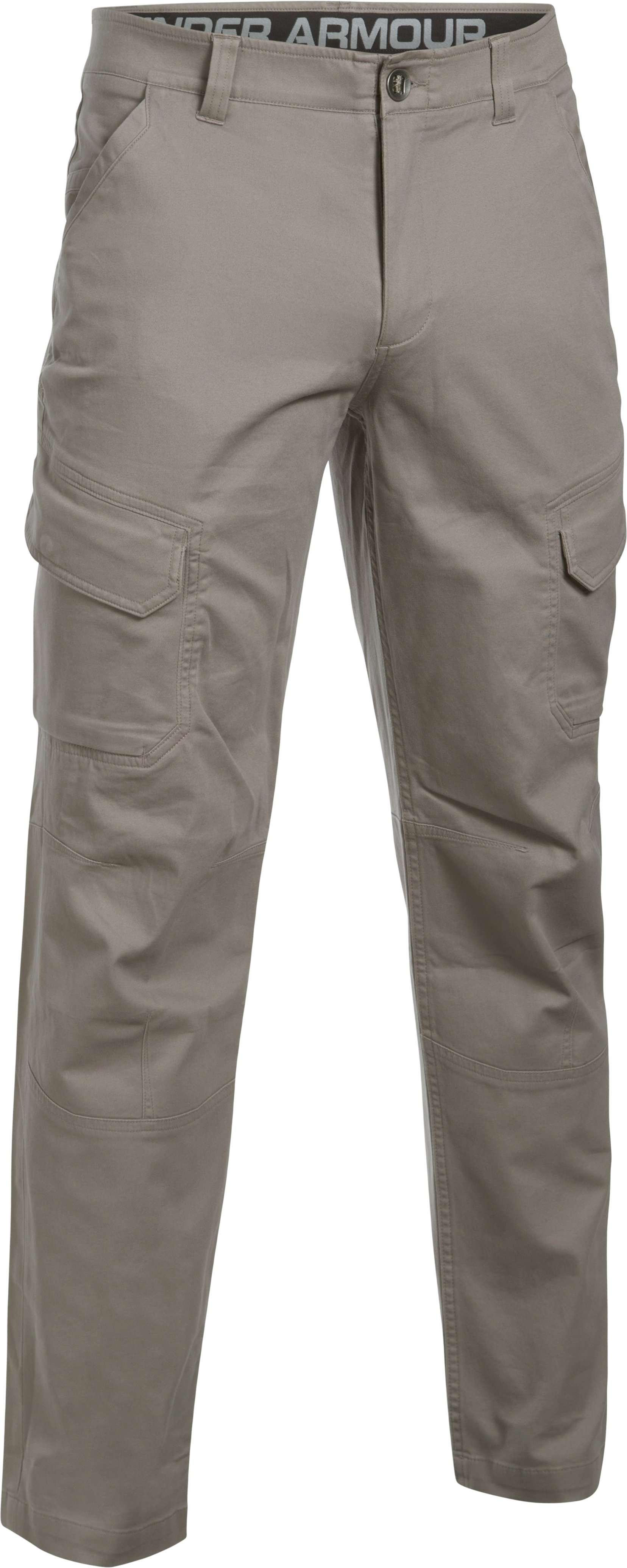 Men's UA Payload Cargo Pants, STONELEIGH TAUPE, undefined
