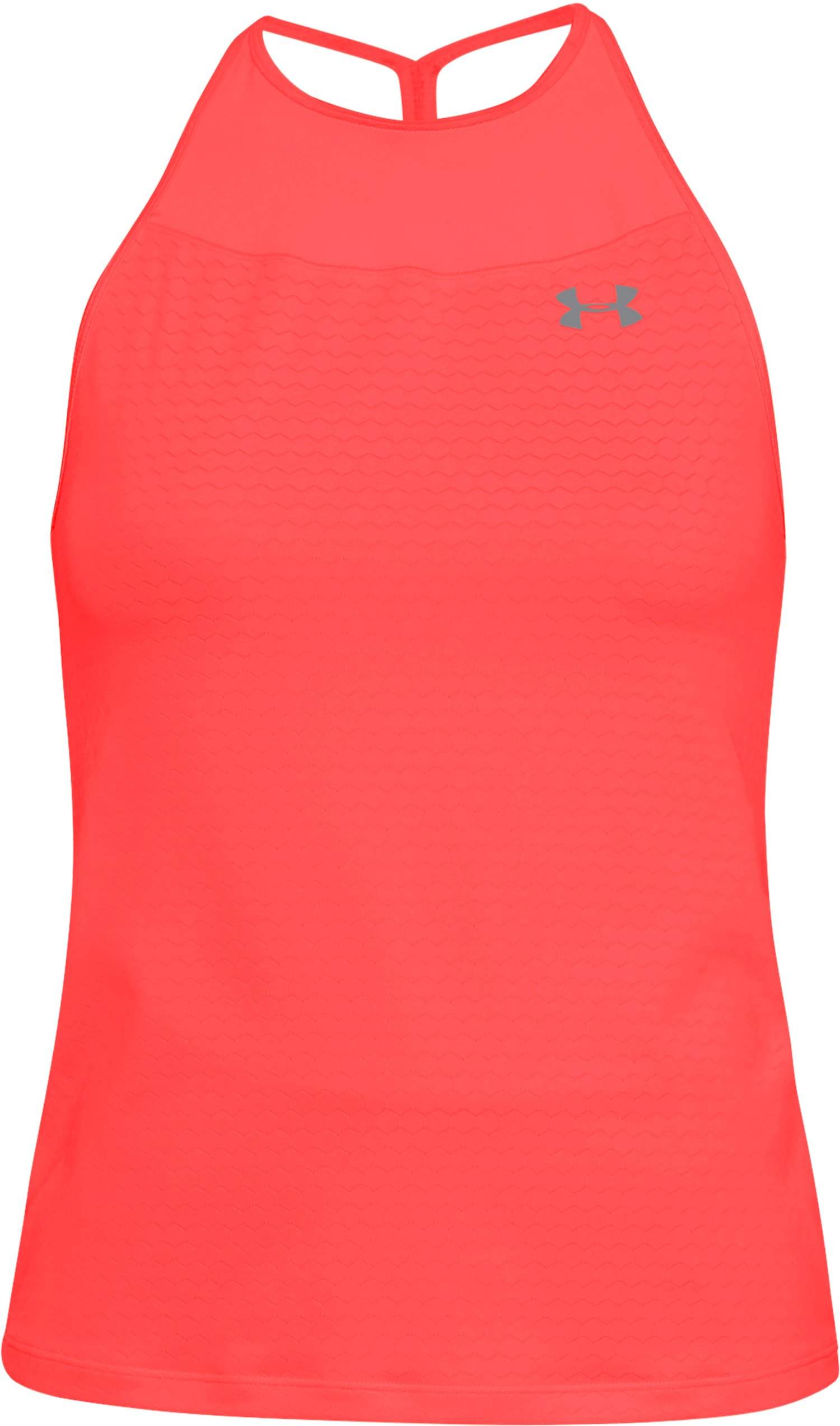 Women's UA HexDelta Tank, BRILLIANCE,