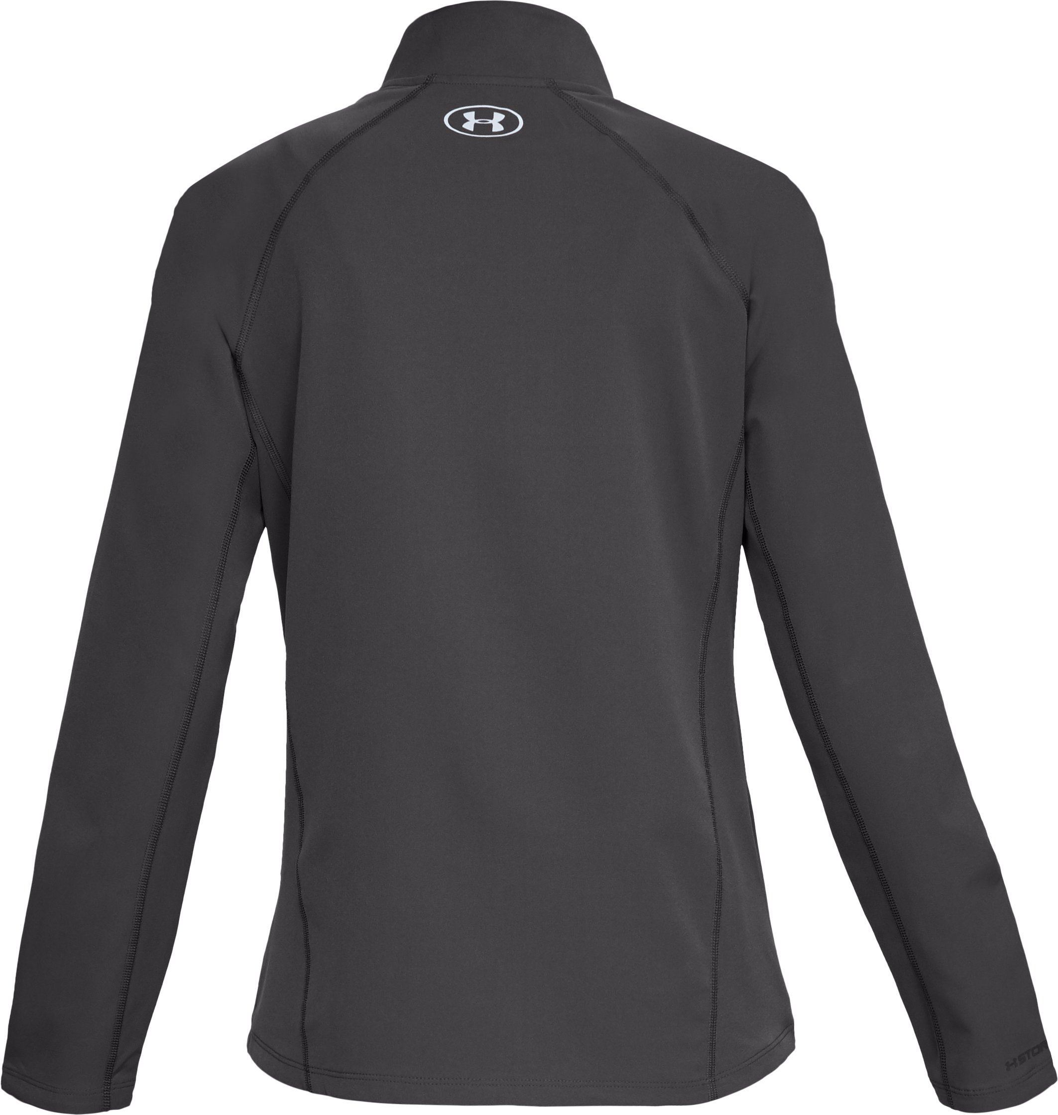 Women's UA Storm Launch Jacket, Charcoal,