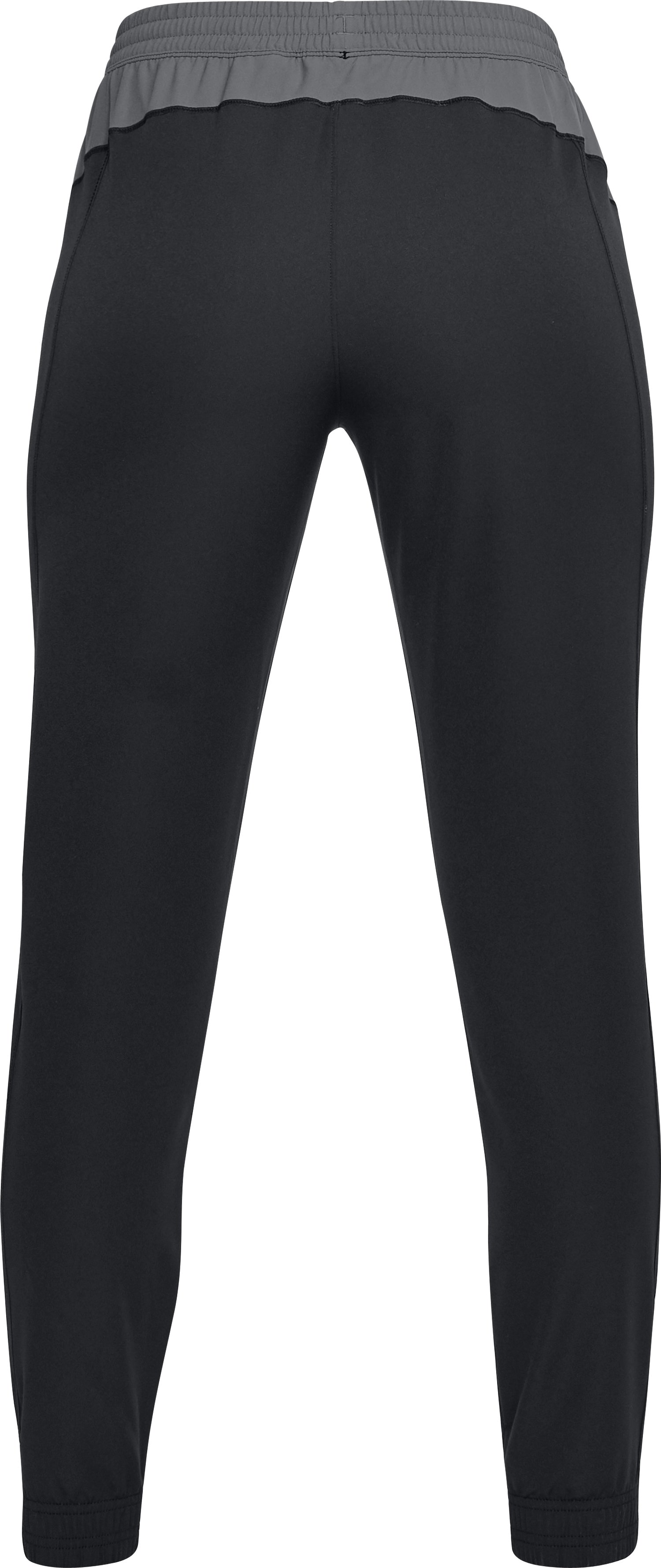 Women's UA Storm Launch Pants, Black ,