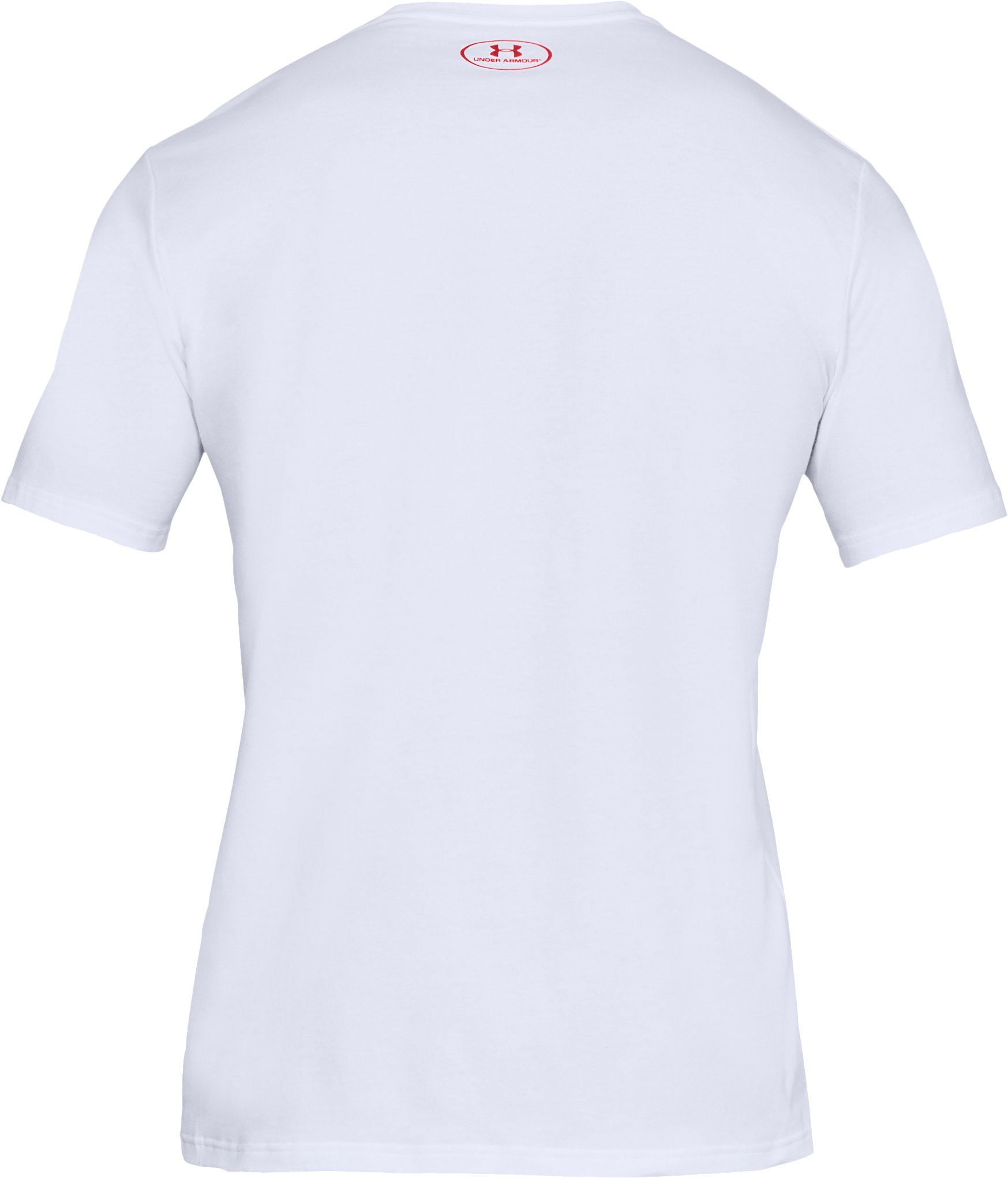 Men's UA Freedom Eagle T-Shirt, White,