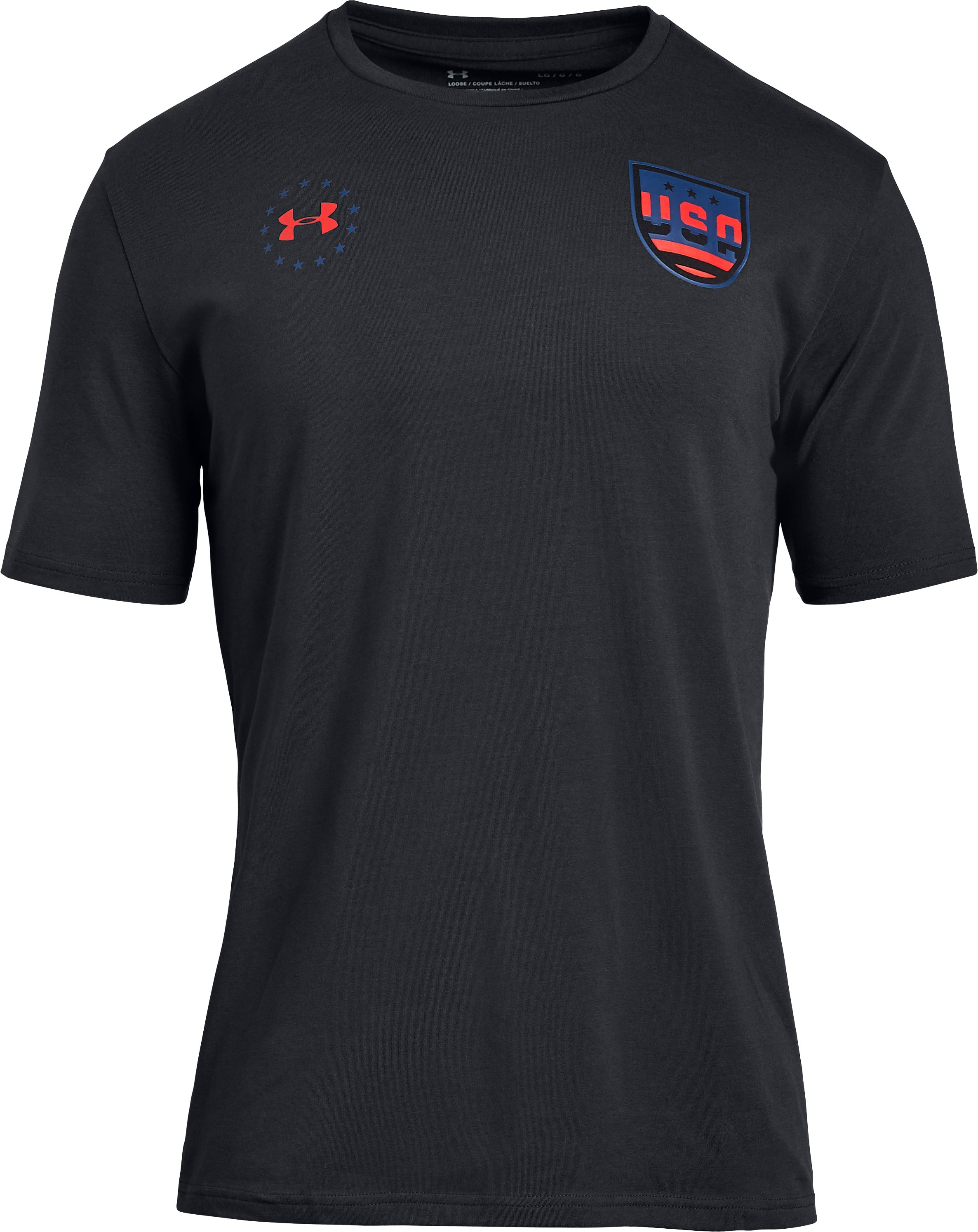 Men's UA Freedom Team USA T-Shirt, Black
