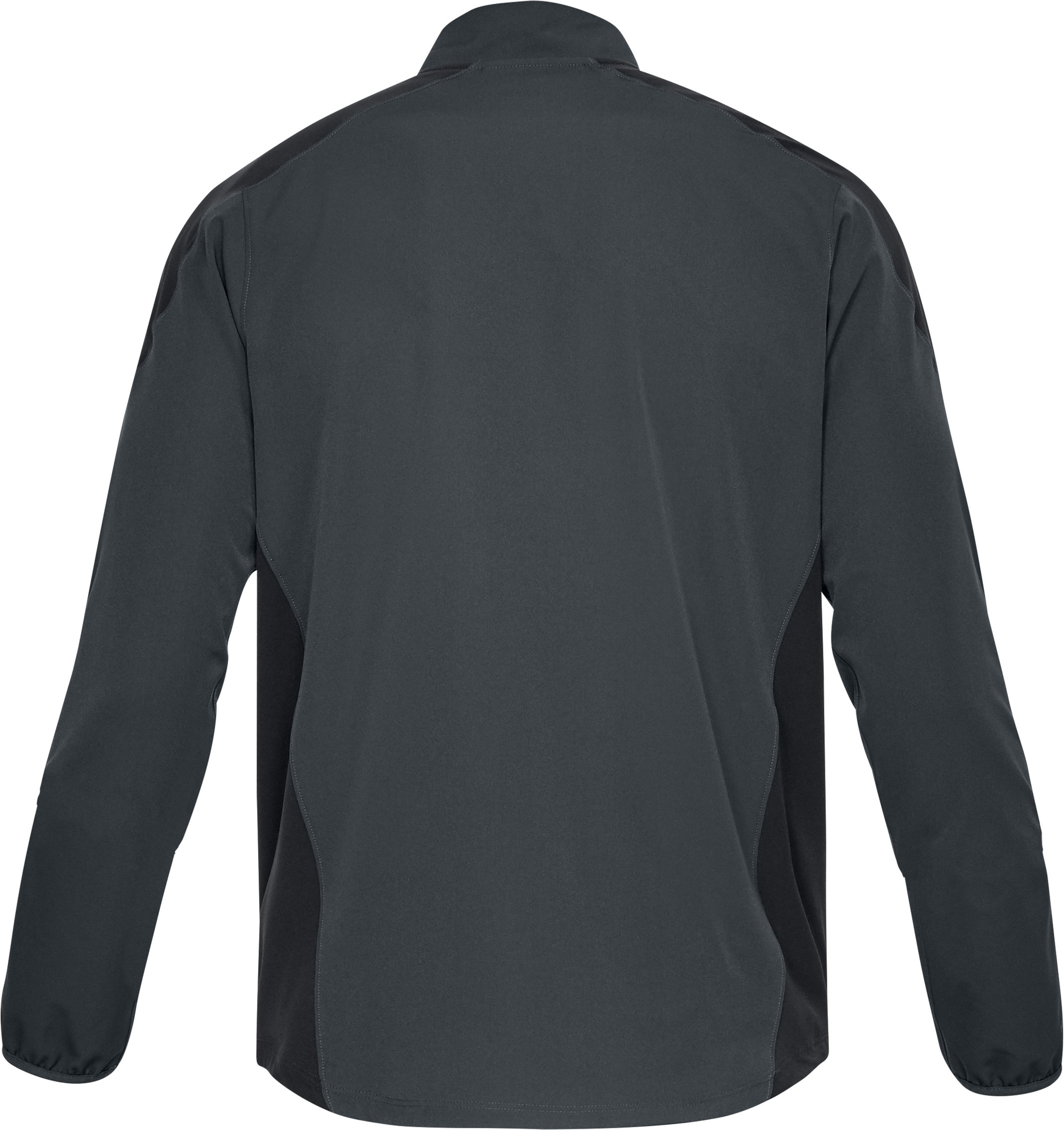 Men's UA Storm Launch Jacket, ANTHRACITE,