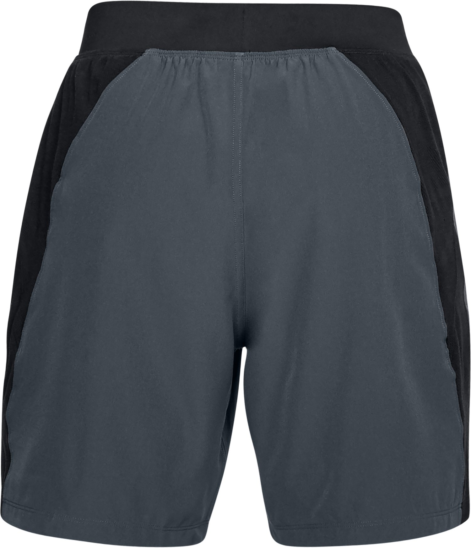 Men's UA Speedpocket Swyft 7'' Shorts, STEALTH GRAY,