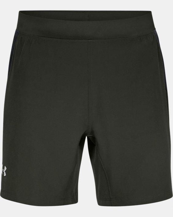 Short UA Speedpocket Swyft 18cm pour homme, Green, pdpMainDesktop image number 3