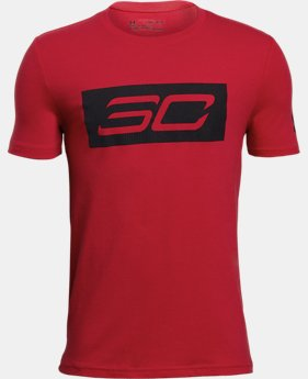 New Arrival Boys' SC30 Logo T-Shirt  2 Colors $20
