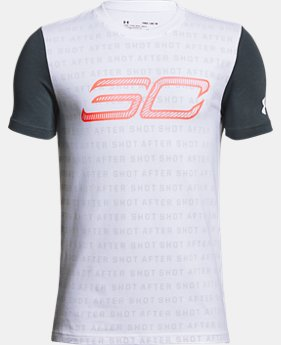 Boys' SC30 Reppin Shersey T-Shirt  1 Color $30