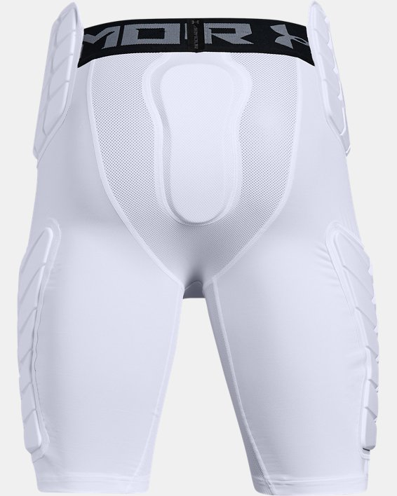 FB Team Padded Girdle-5 Pad, White, pdpMainDesktop image number 1