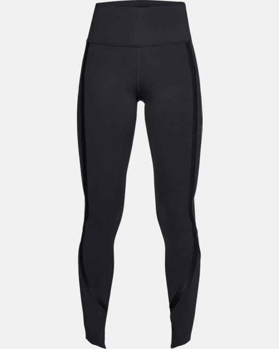 Women's UA Breathelux Leggings, Black, pdpMainDesktop image number 3