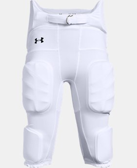 Boys' UA Integrated Football Pants  1  Color Available $45