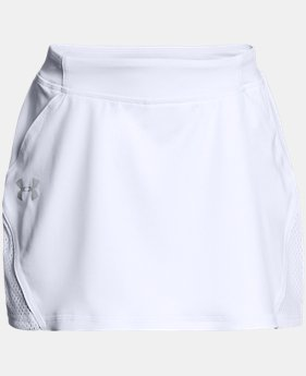 Girls' UA Play Up Skort  2  Colors Available $26.25