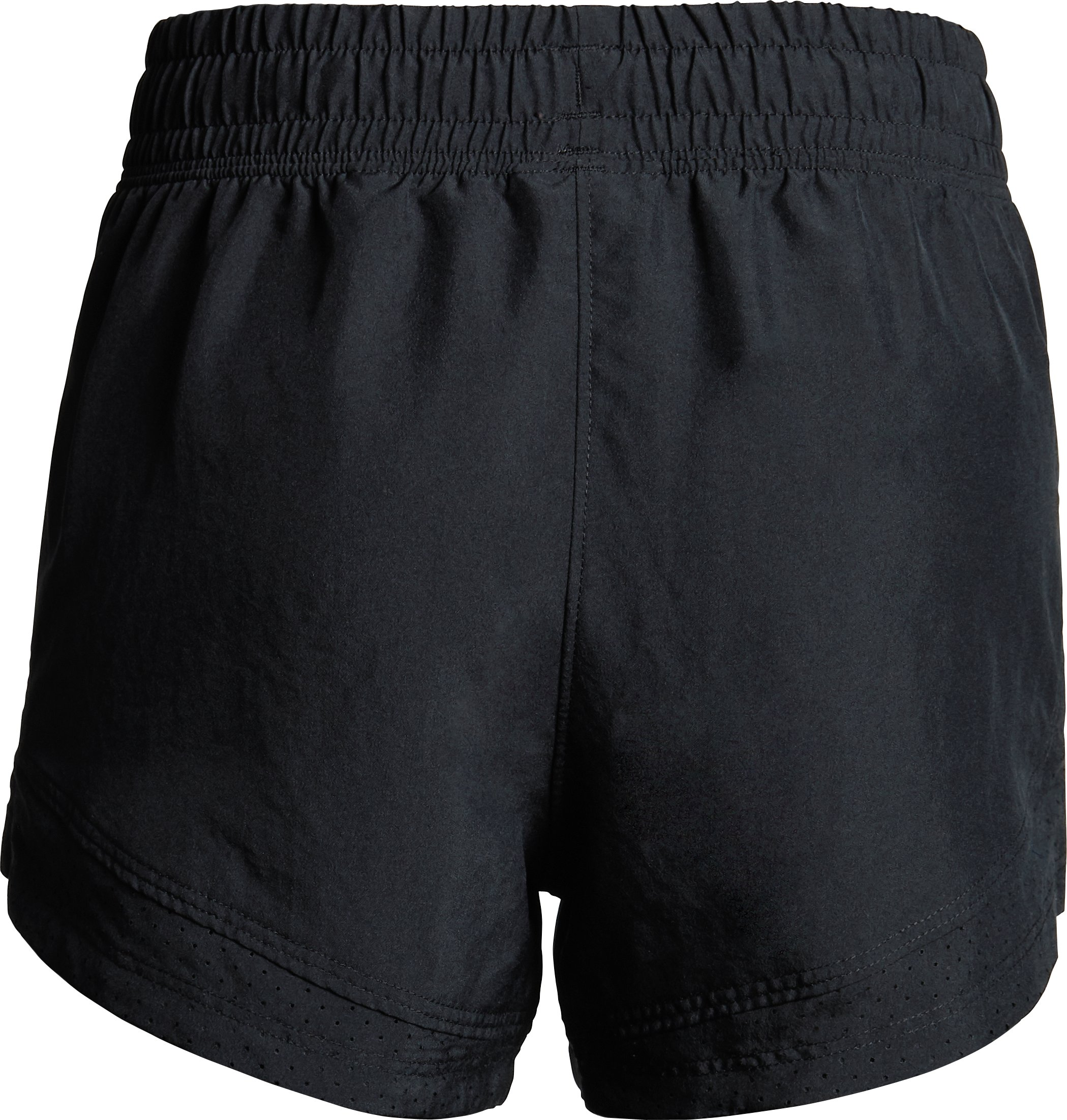 Girls' UA Sprint Shorts, Black , undefined