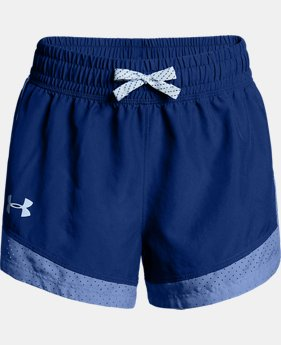 Girls' UA Sprint Shorts  2  Colors $25