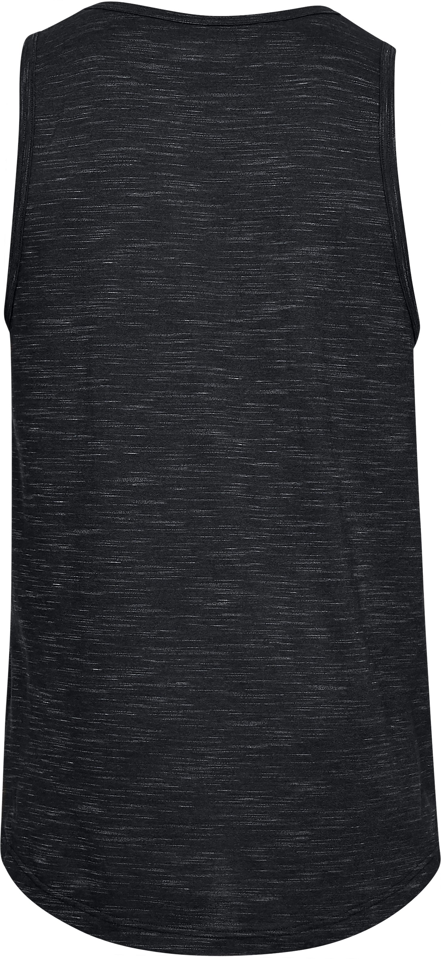 Men's UA Sportstyle Graphic Tank, Black ,