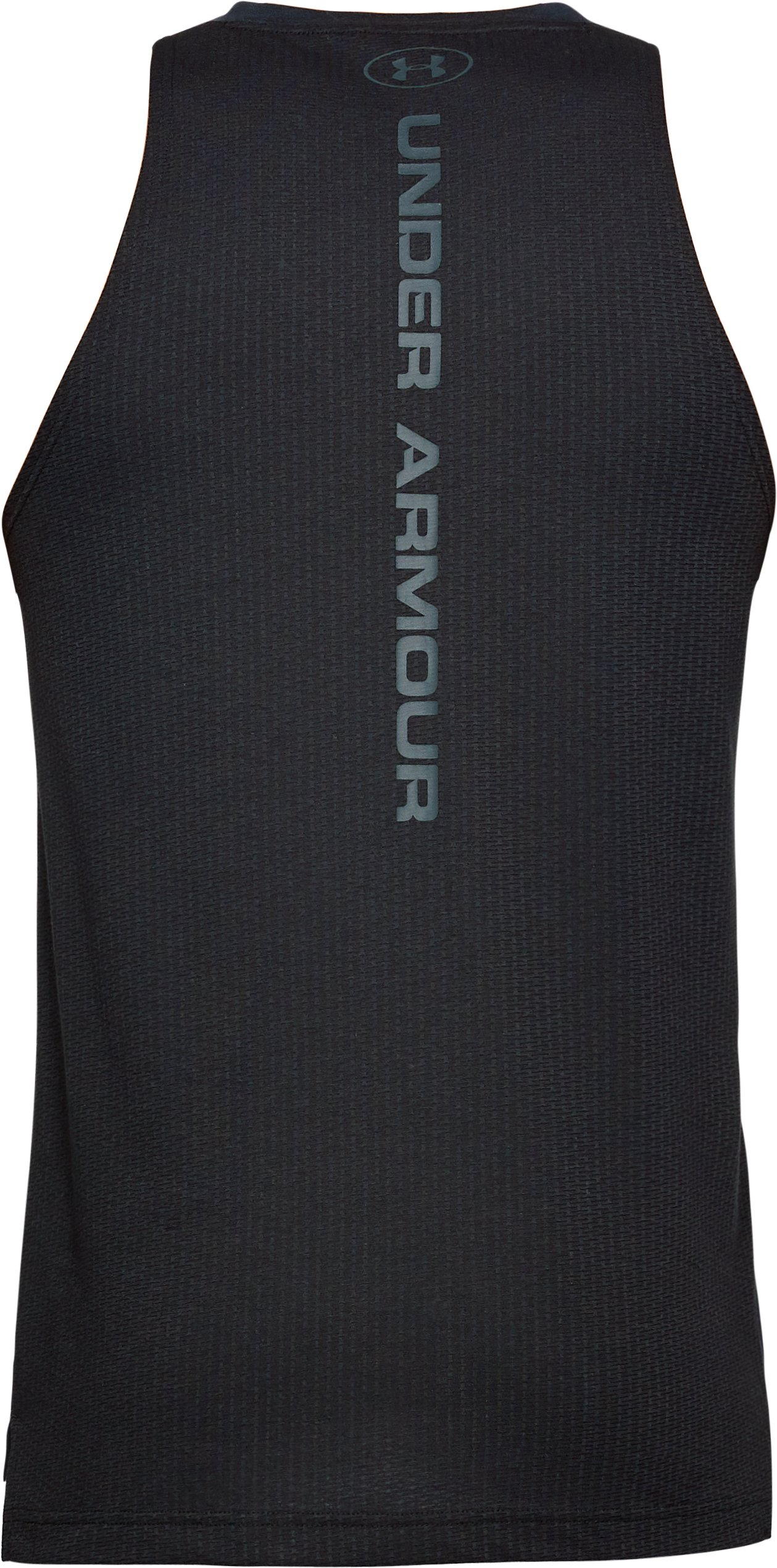 Men's UA Baseline Performance Tank, Black , undefined