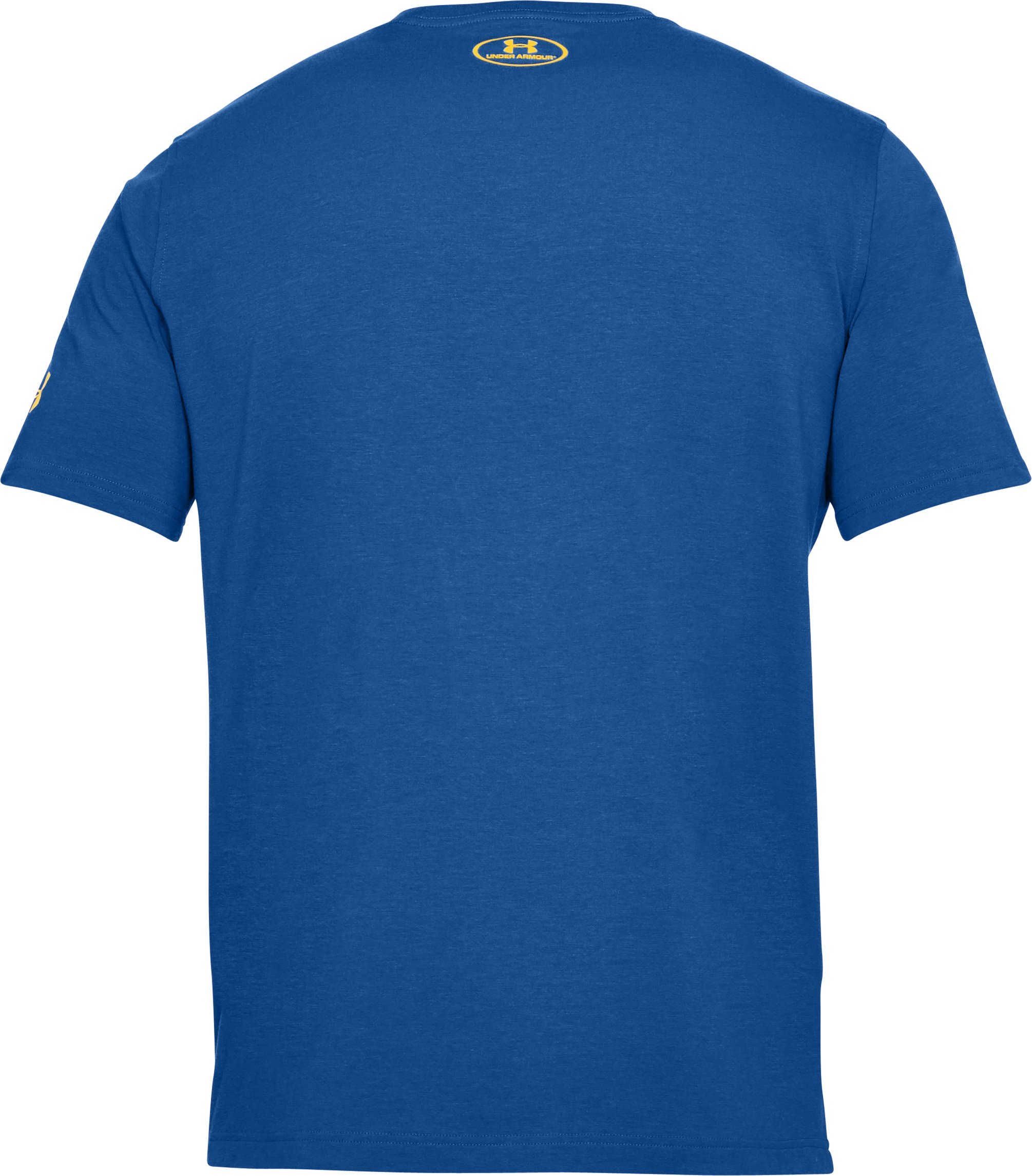 Men's SC30 Infinite Threes T-Shirt, Royal, undefined