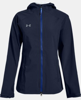 New Arrival  Women's UA Storm Rain Jacket  1  Color Available $160