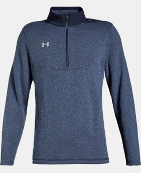 New to Outlet Men's UA Peak Performance Fleece ¼ Zip LIMITED TIME ONLY 1  Color Available $52.5