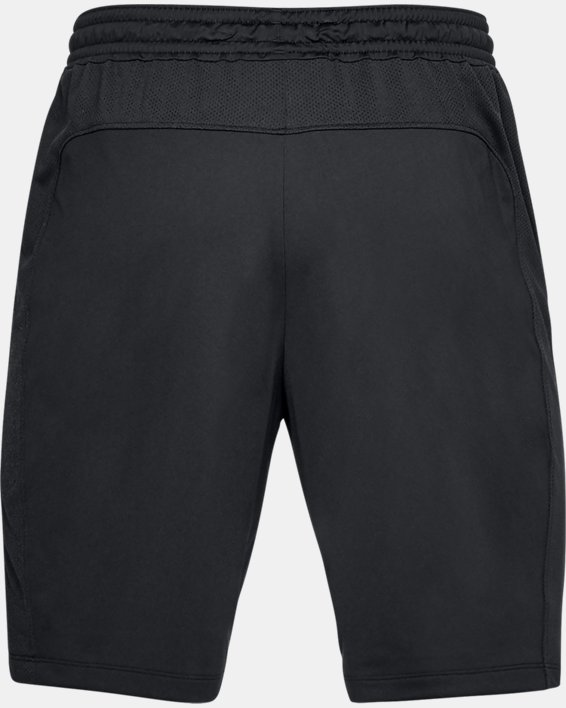 Men's UA MK-1 Team Shorts, Black, pdpMainDesktop image number 4