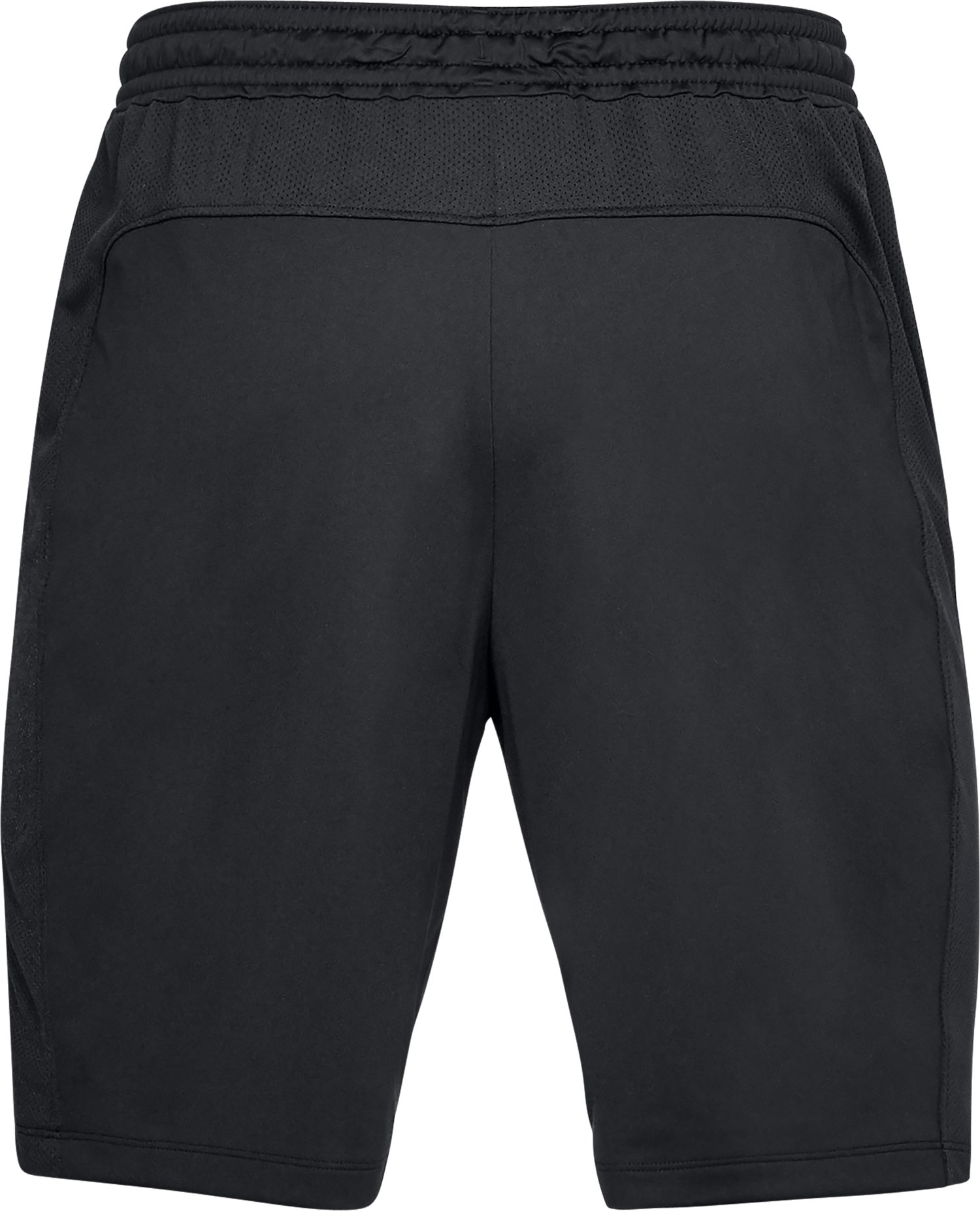 Men's UA MK-1 Team Shorts, Black , undefined