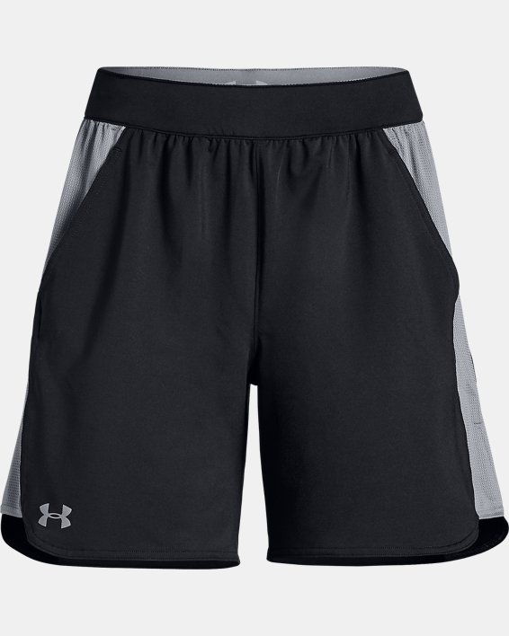 UA Women's UA Game Time Shorts, Black, pdpMainDesktop image number 4