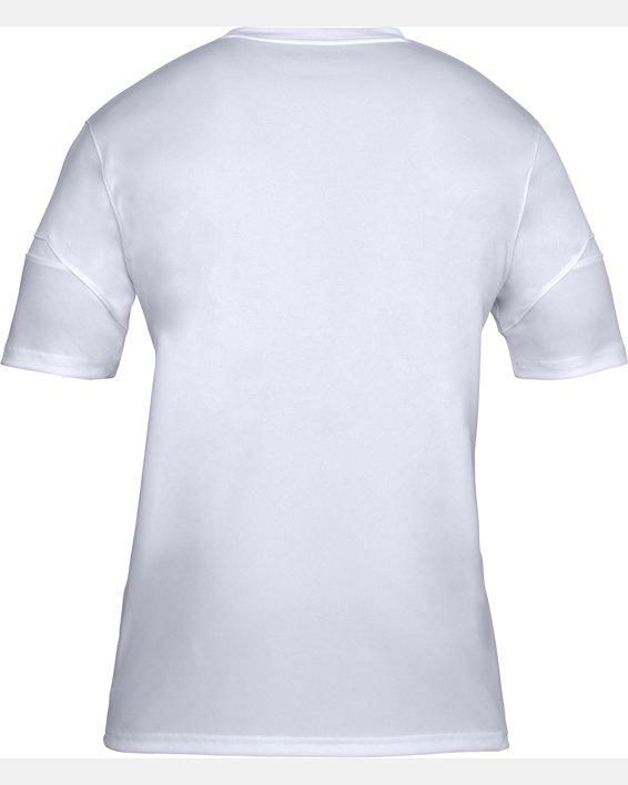 Men's UA Golazo 2.0 Jersey, White, pdpMainDesktop image number 4