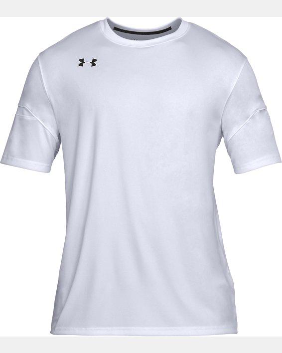 Men's UA Golazo 2.0 Jersey, White, pdpMainDesktop image number 3