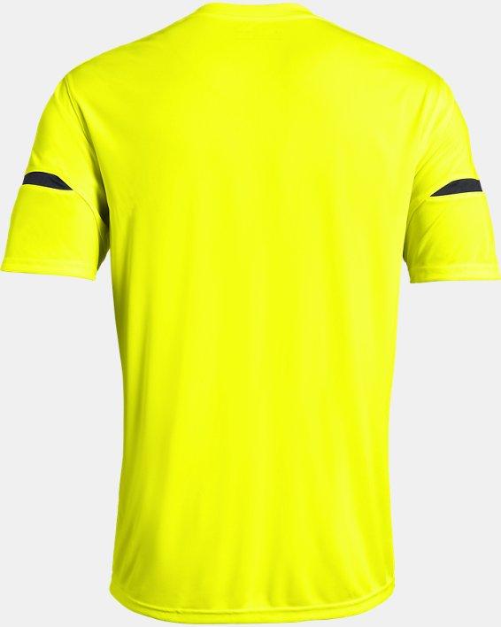 Men's UA Golazo 2.0 Jersey, Yellow, pdpMainDesktop image number 4