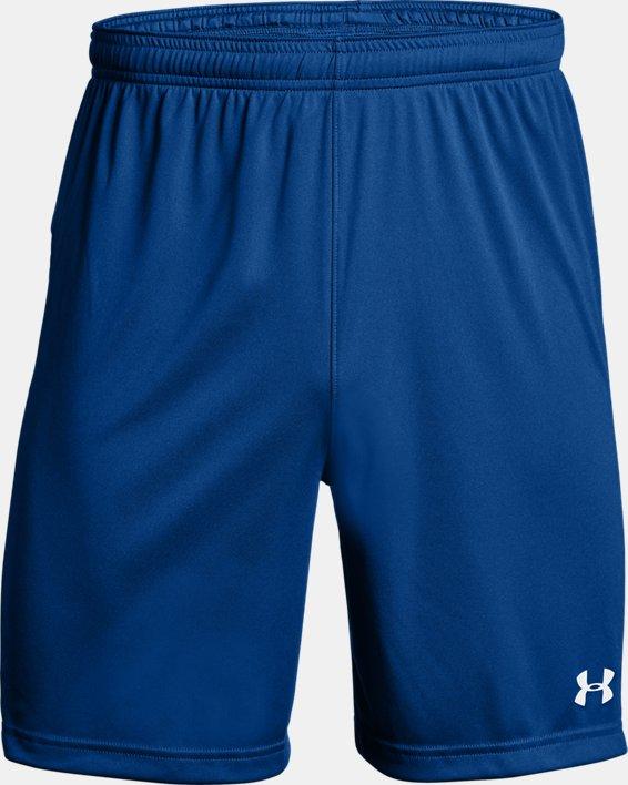 Men's UA Golazo 2.0 Shorts, Blue, pdpMainDesktop image number 3