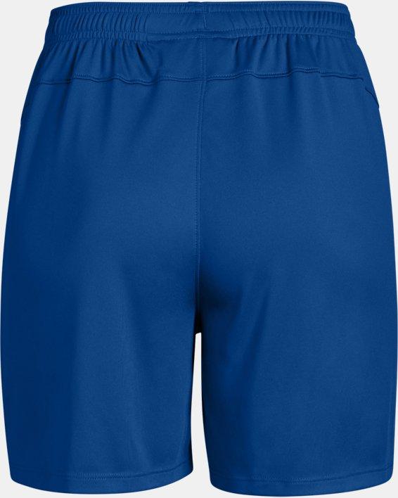 Women's UA Golazo 2.0 Shorts, Blue, pdpMainDesktop image number 4