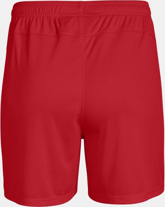 Women's UA Golazo 2.0 Shorts, Red, pdpMainDesktop image number 4