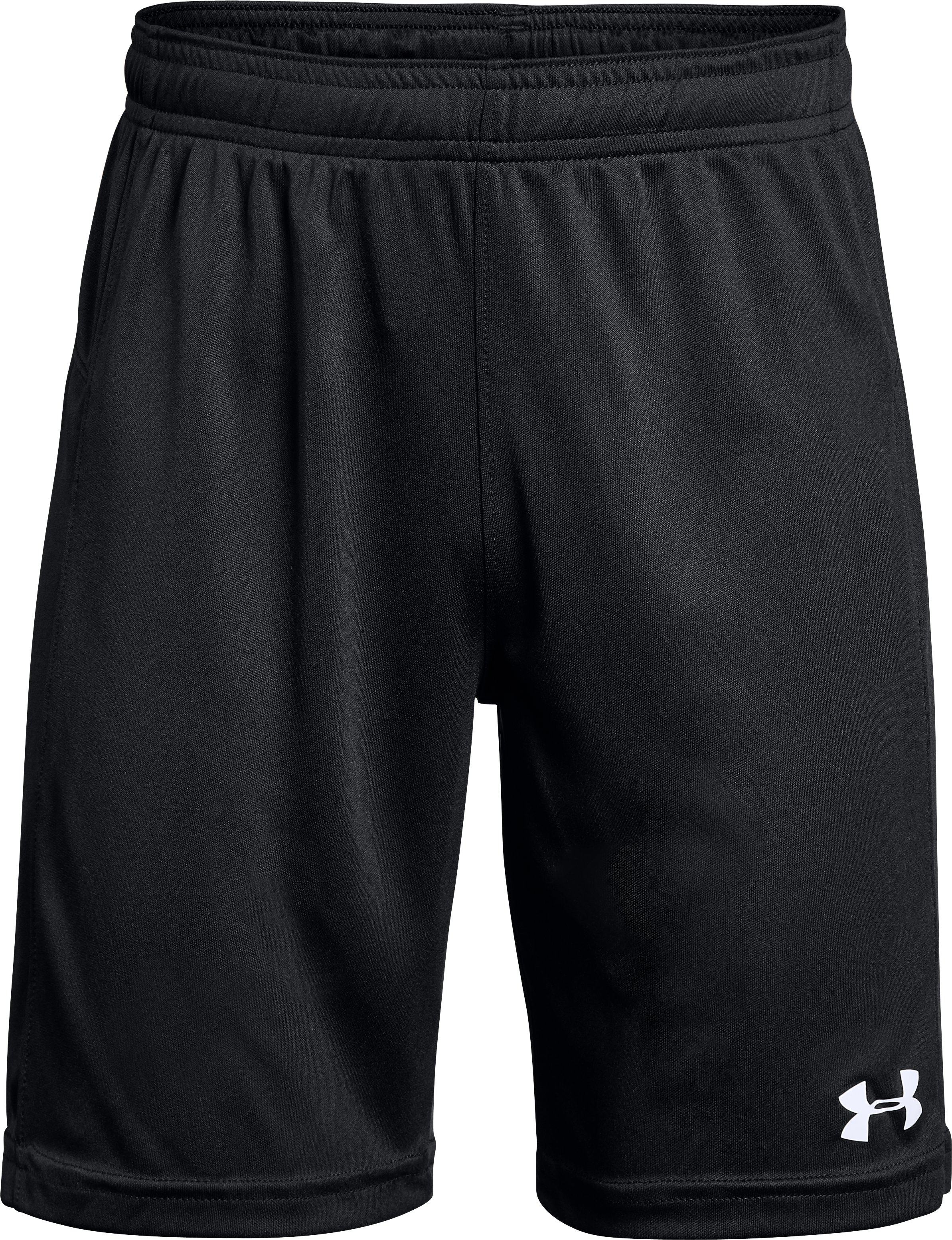 Youth UA Golazo 2.0 Shorts, Black ,