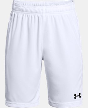 Youth UA Golazo 2.0 Shorts LIMITED TIME: FREE U.S. SHIPPING 1  Color Available $18
